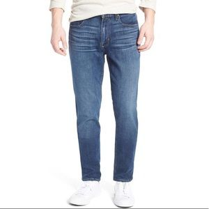PAIGE Lennox Low Rise Skinny Fit Jeans in Slade 32